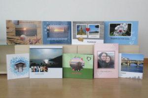 Foto von Fotobüchern